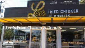 Lee's Fried Chicken & Donuts