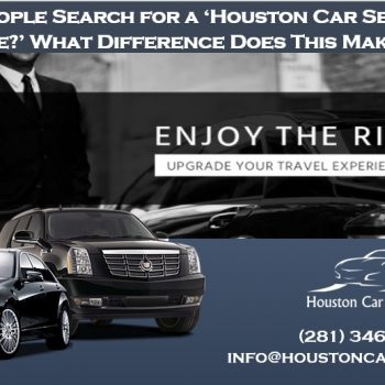 Houston Car Service Near Me