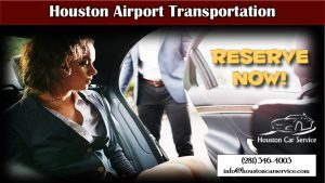 Houston Airport Car Service