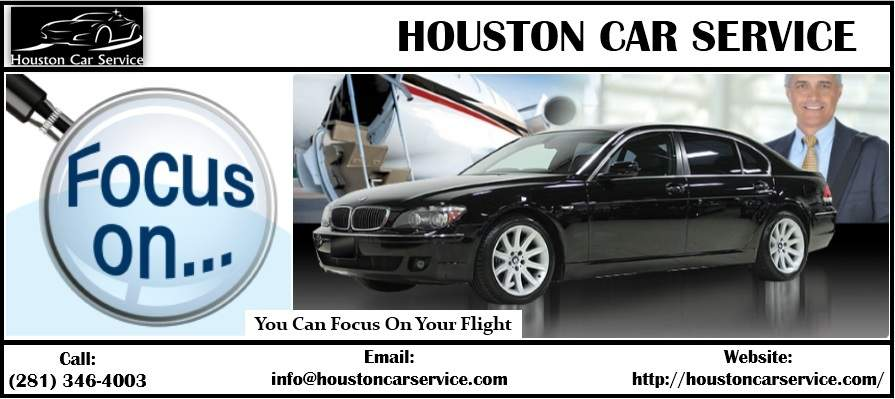 Houston Airport Limo