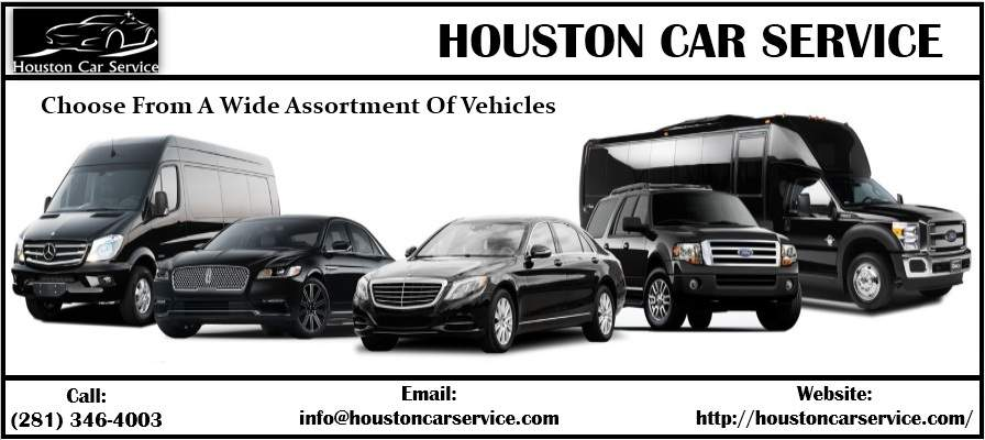 Sedan Car Service Houston