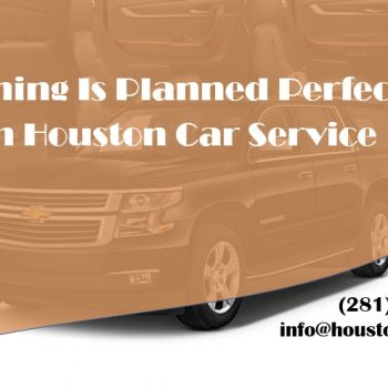 Houston Corporate Transportation