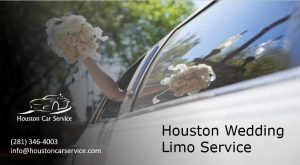 Houston Wedding Limo Service